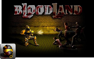 Bloodland - Shooter Game for Mac OS X, PC, iOS and Android