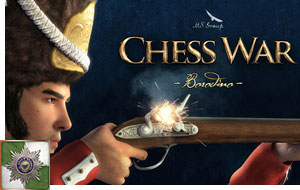 Chess War: Borodino - Free Chess Game
