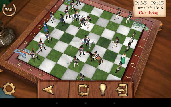 Chess War: Borodino