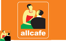 AllCafe - Android application of the restaurant portal