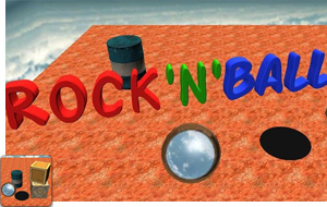 RocknBall - Arcade & Action Game for Android