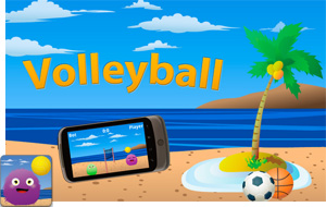 VolleyBall - Sports Game for Android